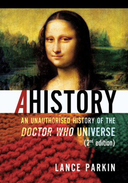 Ahistory Cover