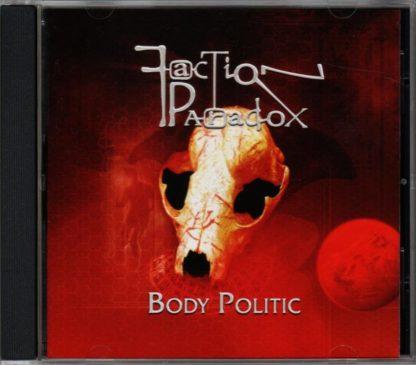 Body Politic cd cover
