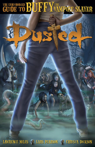 Dusted cover