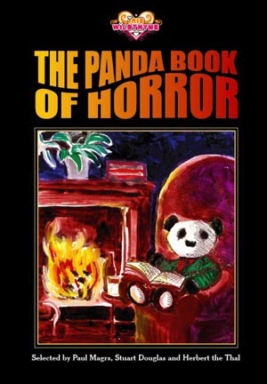 The Panda Book of Horror cover