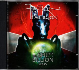 Ship of a Billion Years cd cover