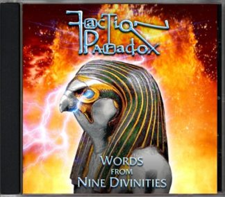 words from nine divinities cd cover