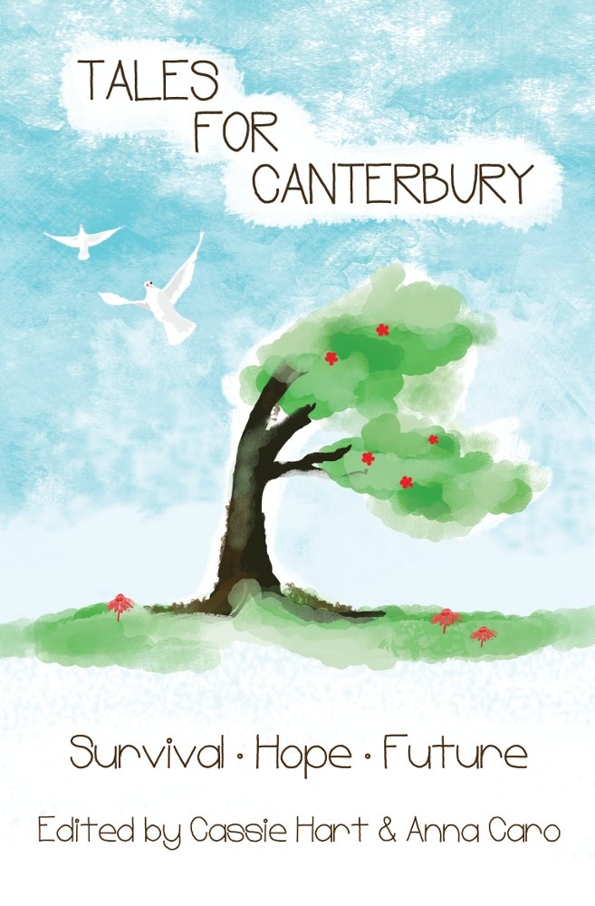 Tales for Canterbury cover